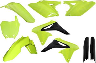 Acerbis Full Plastic Kit Flo Yellow For Suzuki RMZ 450 08-16 2198044310 73-1242
