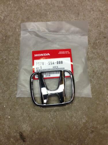 Genuine OEM Honda Civic Rear H Emblem 2001-2005