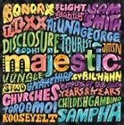 Majestic Casual: Chapter 2 [Digipak] by Various Artists (CD, Jul-2014, 2 Discs, AEI Media)