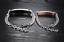 2-Bracciale-Coppia-bracelet-Uomo-Donna-ring-Fidanzati-anello-Acciaio-INCISIONI miniatura 5