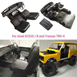 KYX 1//14 Tamiya Scania Driving Cab Body Assembling Mount Hardened Steel