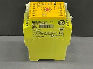 Pilz PNOZ XV2 30/24 VDC 2n/o 2n/o t (774500) Safety Relay