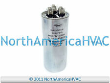 NEW Motor Round Dual Run Capacitor 70 5 uf MFD 440 Volt Packard PRCFD705