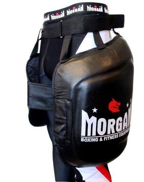THIGH GUARD BOXING LEG PROTECTOR KICKBOXING TRAINING STRIKE SHIELD MMA MUAY THAI