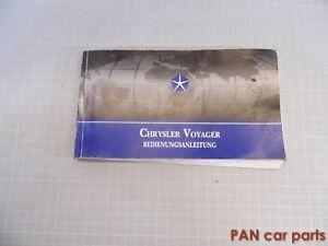 Chrysler-voyager-III-GS-manual-de-instrucciones-81-426-8014-897-23m