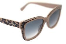 174041e70 item 1 JIMMY CHOO BEBI PVK Women Large Square Sunglasses BEIGE LEOPARD  PRINT BROWN GREY -JIMMY CHOO BEBI PVK Women Large Square Sunglasses BEIGE  LEOPARD ...