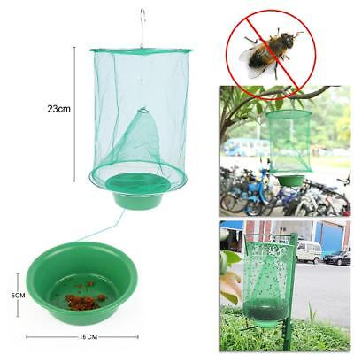 Folding Mosquito Capture Fly Net Trap Insect Bug Control Pest/Weed Killer Zapper