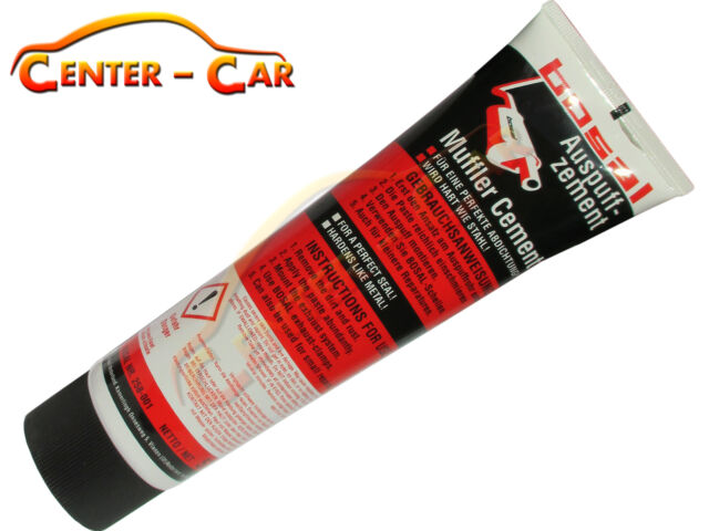 BOSAL Muffler zement Reparaturcement Auspuff Reparatur paste REPARATUR 570g