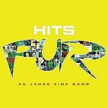 Hits-Pur-20-Jahre-Eine-Band-von-Pur-CD-Zustand-gut