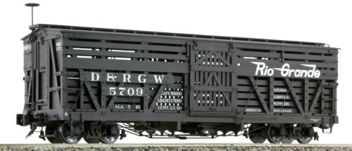 1:20.3 scale NEW Sheep /& Cattle AM2203-31 ... Accucraft // AMS D/&RGW Stock Car