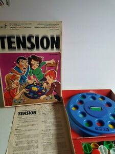 Tension-1970-Game-Irwin-Toys-Original-Box-Vintage