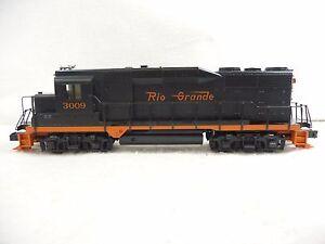MTH-MT-2068LP-Rio-Grande-Cab-No-3009-Proto-sounds-LN