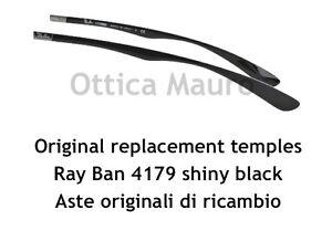 98764159eb7b8 RAY BAN Rb 4179 ORIGINAL TEMPLES - RAY BAN RB 4179 ASTE ORIGINALI ...