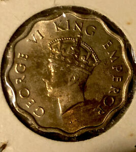 1939-BRITISH-INDIA-1-ANNA-HIGH-GRADE-COLLECTIBLE-COIN-BOMBAY-MINT-KM-536