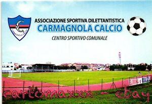Non Viaggiata Stadio Campo Sportivo Airasca SC121 Torino