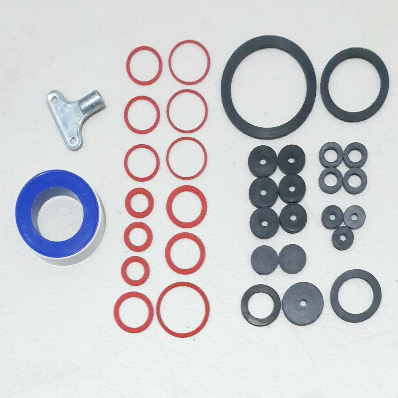 Tool Car Washer Other Motorcycle Accessories O-Rings /&Amp; O-Ring Kits 225Pcs