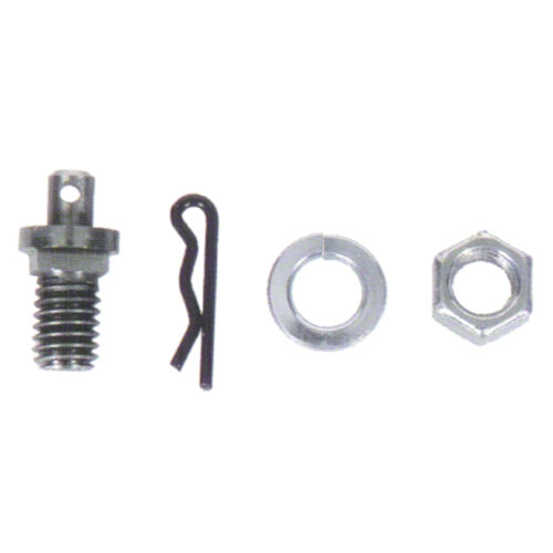 HOLDS CABLE TRANS GEAR SELECTOR LEVER PIN STUD ASSEMBLY; 68-72 A//T FLOOR SHIFT