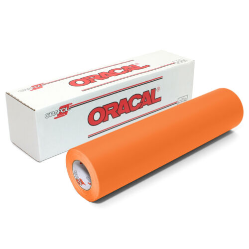 "Roll Glossy Vinyl Different Colors Oracal 651 12/"" x 5ft"