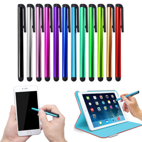 Universal Metal Touch Screen Stylus Pen for iPad iPhone  Smart Phone Tablet Hn