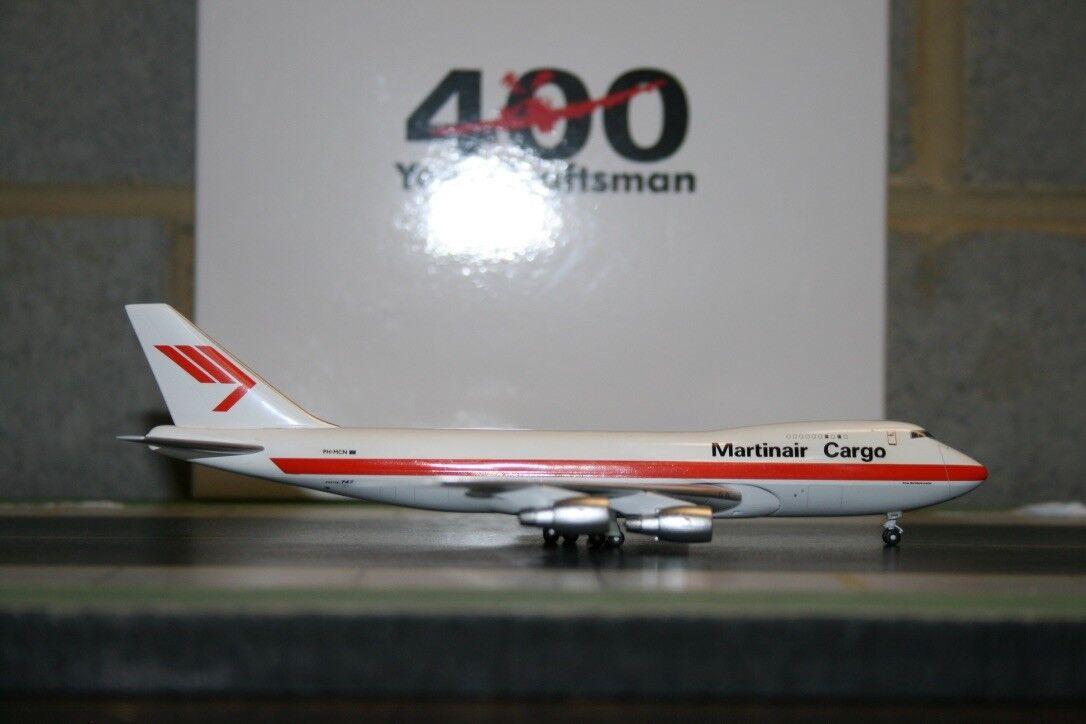 greeBird gree Bird 1 400 Martinair autogo Boeing 747-200 PH-MCN (BB4-2003-028)
