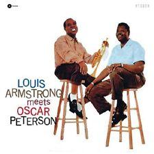 Oscar Peterson, Louis Armstrong - Meets Oscar Peterson [New Vinyl]