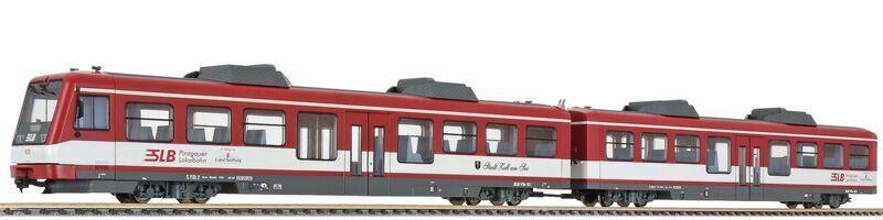 SH Lilip L340502 2-Pezzo di treno Zell am See Local Railway Ep VI in Hoe
