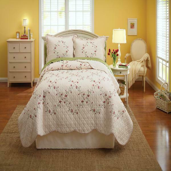 Better Homes & Gardens Hannalore Quilt, Multiple Größes