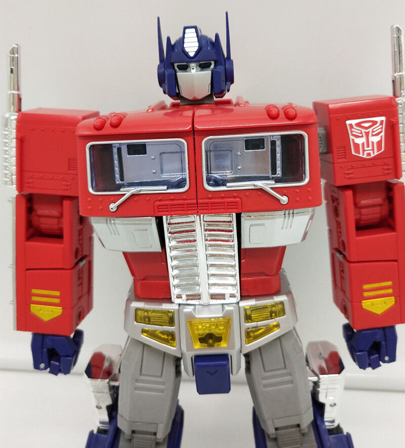 TAKARA Transformers Masterpiece MP10 Optimus Prime Action Figure Transfiguration