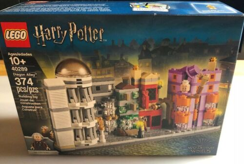 *BRAND NEW* Lego Limited Edition HARRY POTTER Diagon Alley 40289