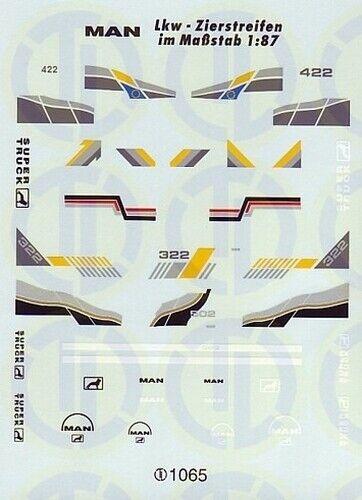1065-Man f90 conductor casa decoración 1:87