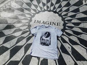 John Lennon Tattooed Kiss T Shirt Inked Up Beatles Tattoo Edit New York Ebay
