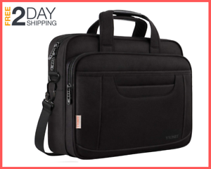 15-6-Inch-Laptop-Bag-Business-Office-Briefcase-Multi-Functional-Messenger-Bag
