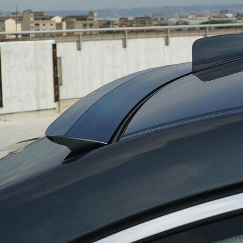 * Fyralip Forte Painted Window Roof Spoiler For Honda Civic Gen 8 Sedan 06-11