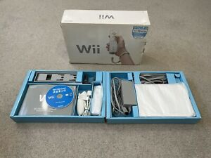 Nintendo Wii Sports Console Bundle RVL-001 with Wii Sports Game Complete Tested