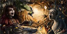 POSTER ALICE MADNESS RETURNS AMERICAN MCGEE'S NEL PAESE DELLE MERAVIGLIE PS3 #8