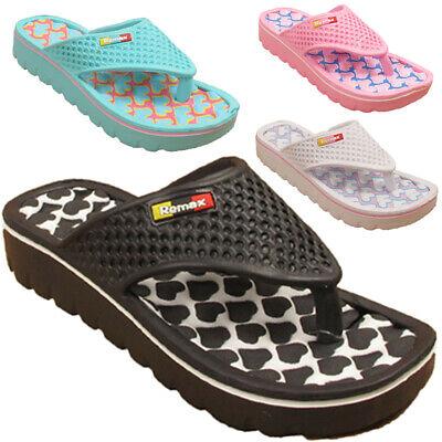 Sandali Donna Infradito Cursori Mocassini Spiaggia Doccia Impermeabile Sandalo Da Donna Pantofola-mostra Il Titolo Originale