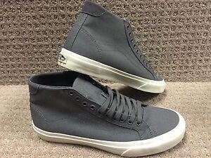 Hombre court Lona Zapatos Medio Tornado Vans zRqx1Zwnq