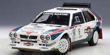 Lancia Delta S4 Martini Winner Rally Argentina 1986 Biasion Autoart 1:18 AA88621