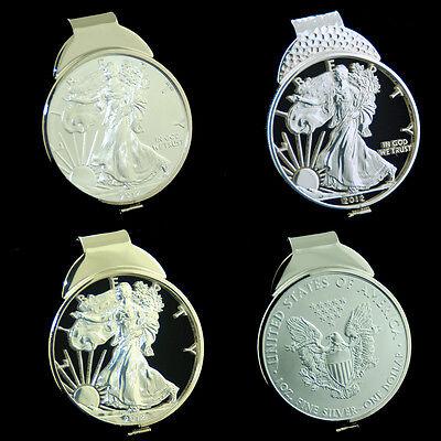 Silver Eagle 1 Oz Usa American Usa Dollar Cut Coin Money