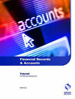 Financial Records and Accounts Tutorial by David Cox (Paperback, 2003)