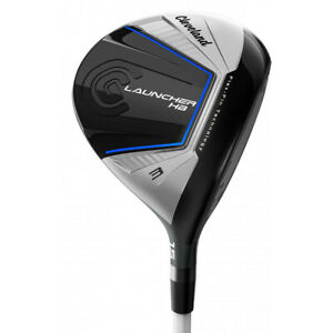 Cleveland-Golf-Demo-Launcher-HB-Fairway-Wood-Choose-Club-amp-Dexterity