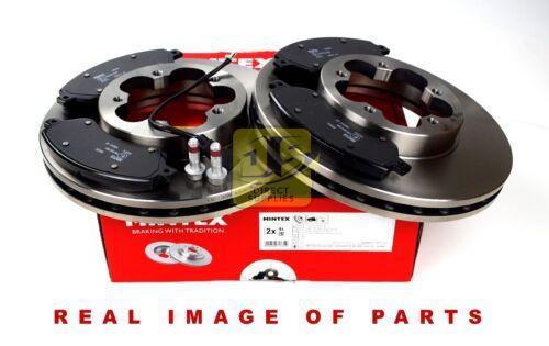 Plaquettes pour Ford Transit MDK0237 Real Image de partie Mintex Frein Avant Ensemble Disques