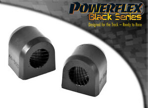 100% Vrai Powerflex Black Poly Bush Pour Subaru Impreza Turbo Wrx Sti Front Anti Roll Bar 2-afficher Le Titre D'origine Nombreux Dans La VariéTé