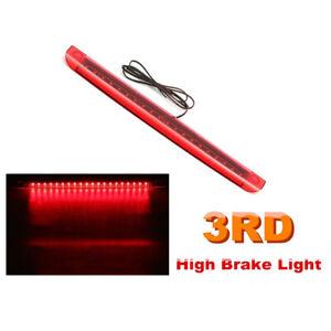 Vehicle-Car-20-LED-12V-High-Mount-Level-Third-3RD-Brake-Stop-Rear-Tail-Light-Red