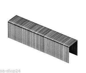 1000x tacker klammern typ 53 11 3 x 12mm f r z b bosch nadel rapid novu ega 786 ebay. Black Bedroom Furniture Sets. Home Design Ideas