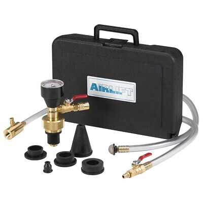 UView 550000 Airlift Cooling System Leak Checker and Airlock Purge Tool Kit New