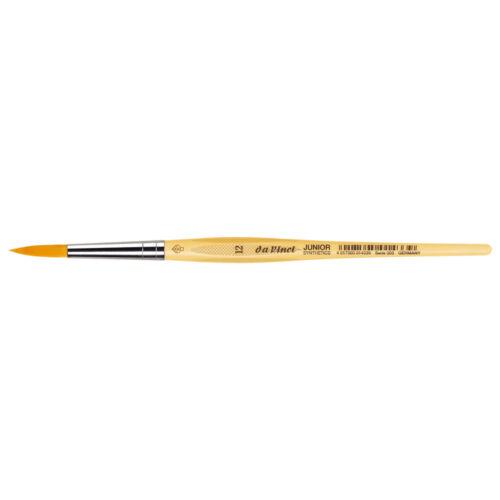 Da Vinci Junior Synthetic School Painting Brush Round Size 12