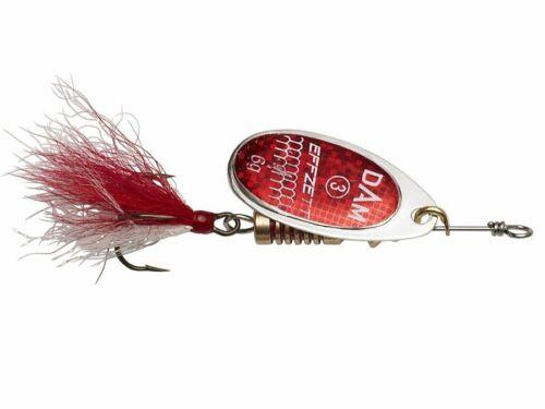 D.A.M Effzett Standard Spinner Dressed #3 6g Spinner