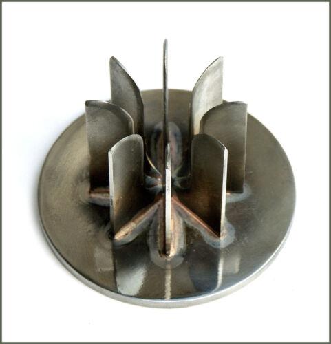 Raggiera di Carlo Dona, Murano Blütenform Optic Mould