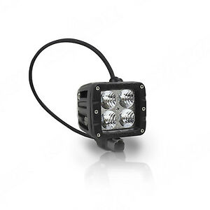 Aurora-2-Inch-LED-Working-Light-Bar-Cube-Off-Road-Flood-40W-3200-Lumens